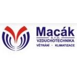Vzduchotechnika Macák, spol. s r.o. – logo společnosti
