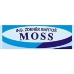 Ing. Zdeněk Bartoš - MOSS - dovoz oceli – logo společnosti