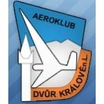 Aeroklub Dvůr Králové nad Labem, o.s. – logo společnosti