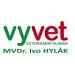 MVDr. Ivo Hylák - Veterinární klinika VYVET – logo společnosti