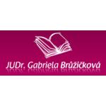 JUDr. Brůžičková Gabriela – logo společnosti