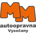 MMautoopravna s.r.o. – logo společnosti