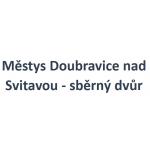 Městys Doubravice nad Svitavou - sběrný dvůr – logo společnosti