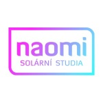 Solární studio Naomi – logo společnosti