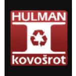 HULMAN - kovošrot, s.r.o. (pobočka Pohořelice) – logo společnosti