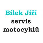 Bílek Jiří - servis motocyklů – logo společnosti