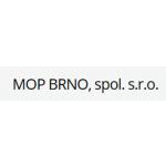 MOP BRNO, spol. s r.o. – logo společnosti