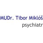 MUDr. Tibor Miklóš – logo společnosti