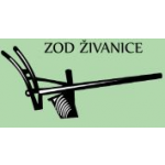 """Zemědělské a obchodní družstvo """"Bratranců Veverkových"""" Živanice – logo společnosti"""