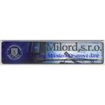 MILORD, s.r.o. – logo společnosti
