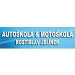 Autoškola & Motoškola - Rostislav Jelínek – logo společnosti