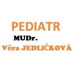 MUDr. Věra JEDLIČKOVÁ - pediatr – logo společnosti