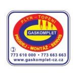 GASKOMPLET cz s.r.o. – logo společnosti