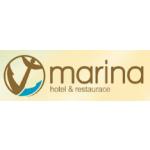 AMBIENTE spol. s.r.o. - penzion, restaurace Marina – logo společnosti