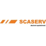 SCASERV a.s. – logo společnosti