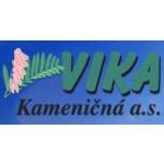 VIKA Kameničná a.s. – logo společnosti