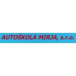 Autoškola MIRJA, s.r.o. – logo společnosti