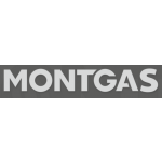 MONTGAS, a.s. – logo společnosti