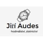 Jiří Audes - hodinářství, zlatnictví – logo společnosti