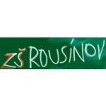 Základní škola Rousínov, okres Vyškov – logo společnosti