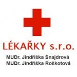 LÉKAŘKY s.r.o. – logo společnosti