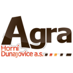 AGRA Horní Dunajovice, a.s. – logo společnosti