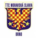 TTC Moravská Slavia Brno, o.s. – logo společnosti