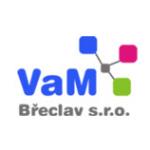 VaM Břeclav s.r.o. – logo společnosti