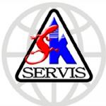 SK servis s.r.o.- manipulační technika – logo společnosti
