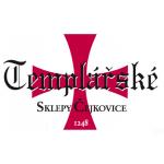 Templářské sklepy Čejkovice, vinařské družstvo – logo společnosti