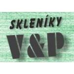 Vondrák Pavel - SKLENÍKY V&P – logo společnosti