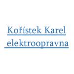 Kořístek Karel- elektroopravna – logo společnosti