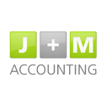 J+M accounting s.r.o. – logo společnosti