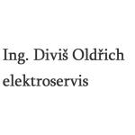 Ing. Diviš Oldřich- elektroservis – logo společnosti