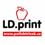 Tiskárna LD.PRINT, spol. s r.o. – logo společnosti