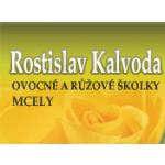 Ovocné a růžové školky Rostislav Kalvoda - Ing. Jiří Novák – logo společnosti