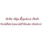 NOTÁŘSKÁ KANCELÁŘ - JUDr. Čepelová Olga, Ph.D. – logo společnosti