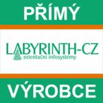 Janků Radek, Mgr. - LABYRINTH-CZ – logo společnosti