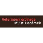 Veterinární ordinace - MVDr. Jiří Hadámek – logo společnosti