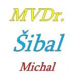 MVDr. Michal Šibal – logo společnosti