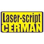 Cerman Vladimír, Ing. - LASER SCRIPT – logo společnosti