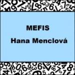 MEFIS - Hana Menclová – logo společnosti