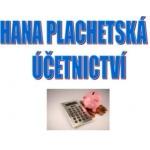 Plachetská Hana - ÚČETNICTVÍ – logo společnosti
