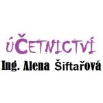ÚČETNICTVÍ - Ing. Alena Šiftařová – logo společnosti