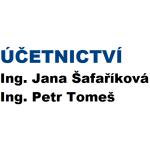 Účetnictví - Ing. Šafaříková, Ing. Tomeš – logo společnosti
