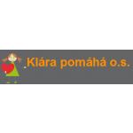 Klára pomáhá, o. s. – logo společnosti