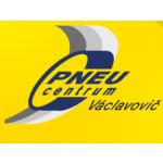 PNEU centrum Václavovič – logo společnosti