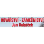 Kovářství - zámečnictví Jan Hubáček – logo společnosti