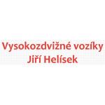 Jiří Helísek - vysokozdvižné vozíky – logo společnosti