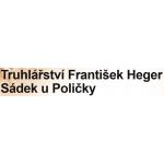 Truhlářství Heger – logo společnosti